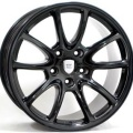 Диск WSP Italy W1052 Corsair GT3/RS FL.F PO52 Glossy Black