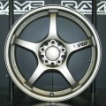 Диск 57 Motorsport G07TA Chrome Silver