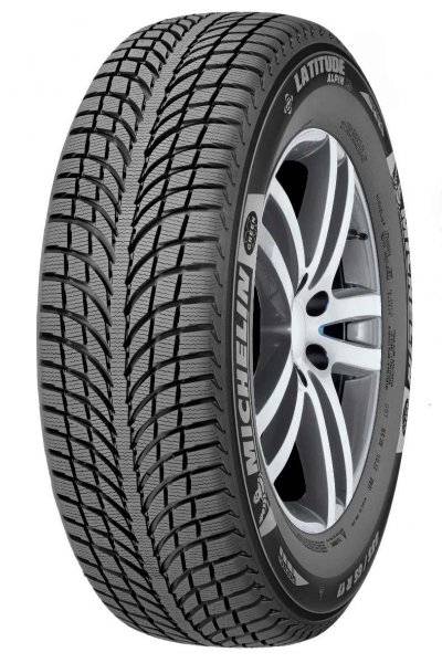 225/60 R18 [104] H LATITUDE ALPIN LA2 XL - MICHELIN