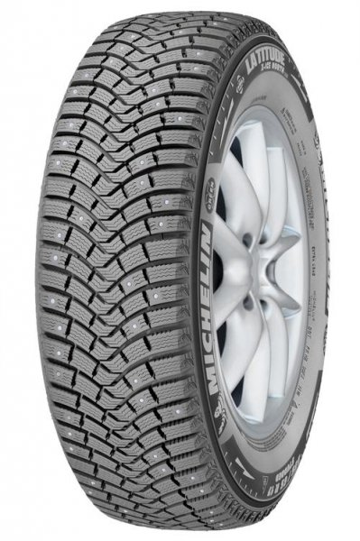 295/40 R21 [111] T LATITUDE X-ICE NORTH 2+ шип - MICHELIN